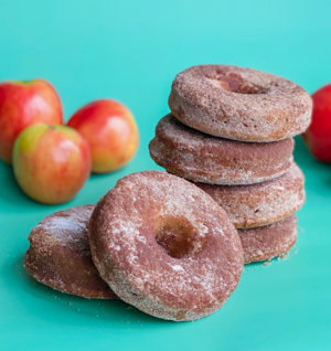 Gluten Free Apple Cider Donuts thumbnail