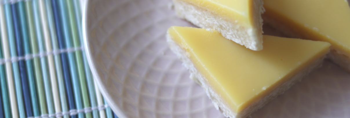 HOW TO MAKE LEMON SQUARE BARS thumbnail