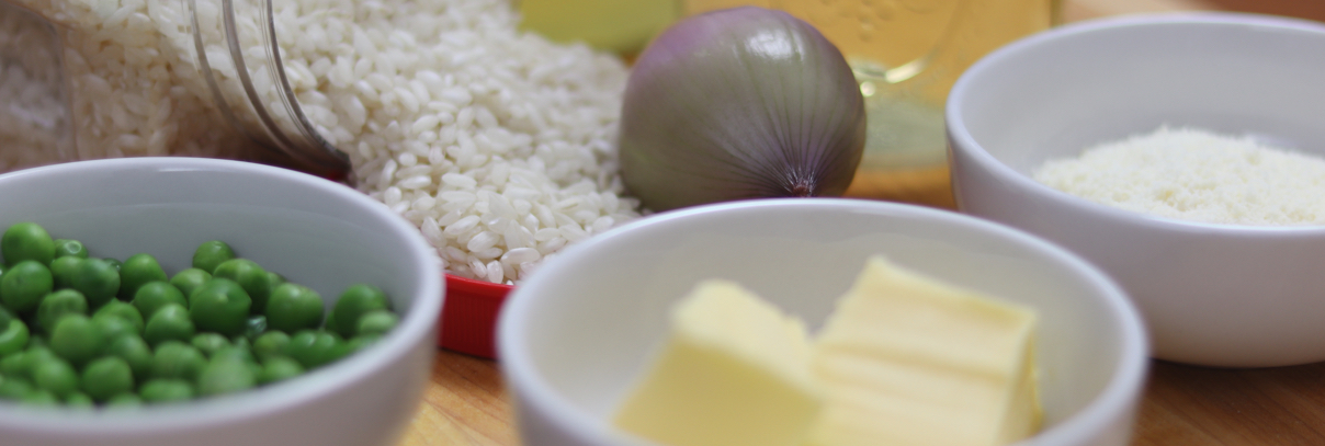 HOW TO MAKE RISOTTO thumbnail