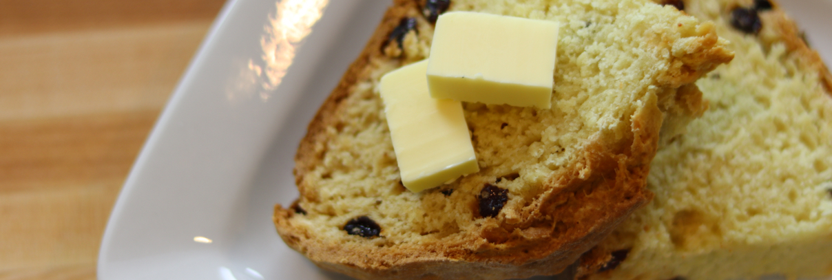 HOW TO MAKE IRISH SODA BREAD thumbnail